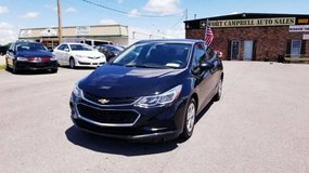 2018 Chevrolet Cruze LS Sedan 4D 4 FWD 4-Cyl, Turbo, 1.4 Liter in Fort Campbell, Kentucky
