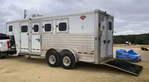 horse trailer available now in Fort Drum, New York