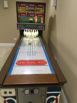 Bowling Arcade Game- Williams Brand - Works Great!!! in Naperville, Illinois