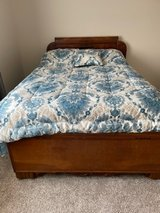Antique full size bed and 2 dressers in St. Charles, Illinois
