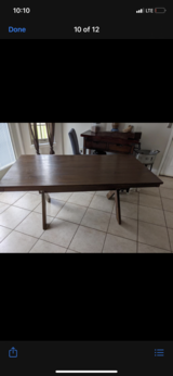 kitchen table in Fort Knox, Kentucky