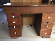 ANTIQUE TABLE TOP LIFT TOP DESK in St. Charles, Illinois