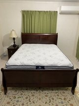 Ashley Queen Size Bed Set in Okinawa, Japan