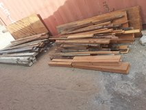 Use wood in 29 Palms, California