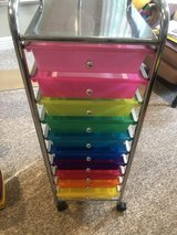 Storage drawers on wheels in Naperville, Illinois