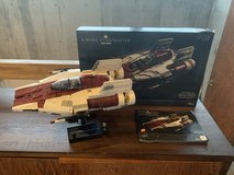 Lego Star Wars 75275 UCS A-Wing Starfighter in Okinawa, Japan