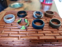 Size 10 Silicone Rings 7x in Ramstein, Germany