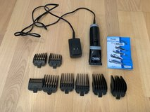 Wahl hair clipper set, dual voltage in Ramstein, Germany