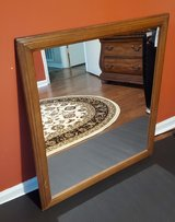 Wood Frame Mirror in Fort Campbell, Kentucky