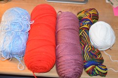 Multi colors yarn in Fort Campbell, Kentucky