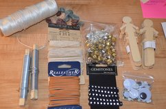 Crafting items in Fort Campbell, Kentucky
