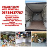 TRASH PICK UP AND HAULING, TRASH PICKUP AND DELIVERY, PCS CLEANING, TRASH AND JUNK HAULING, GARB... in Ramstein, Germany