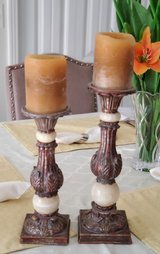 Resin Candleholders in Fort Campbell, Kentucky