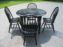 Table & 4 Chairs in Bolingbrook, Illinois