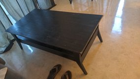 Japanese style Hand Crafted Coffee table in Okinawa, Japan