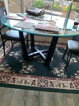 Glass Kitchen Table in Camp Pendleton, California