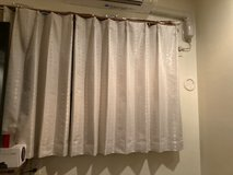 brand new black out curtains in Okinawa, Japan