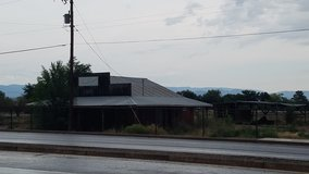 11+ Acres of Highway Frontage w/ House, Shop & Office FOR LEASE!!! in Alamogordo, New Mexico