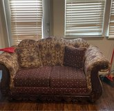 couch in Bellaire, Texas