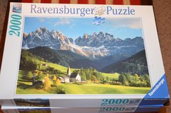 2000 piece Ravensburger puzzles in Fort Campbell, Kentucky
