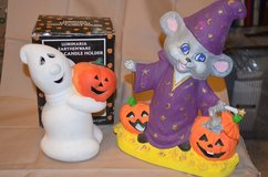 Halloween Candle holders- # 2 in Fort Campbell, Kentucky