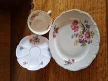 Collection cup, saucer and plate in Stuttgart, GE