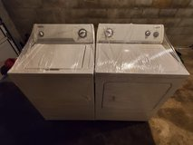 30 day warranty whirlpool washer and dryer in Fort Campbell, Kentucky