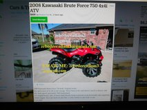 BEWARE OF THESE  ATV  SCAMS!!! in Naperville, Illinois