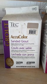 FREE Sanded Light Smoke Grout in Naperville, Illinois