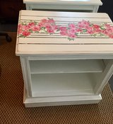 Upcycled night stand in Beaufort, South Carolina