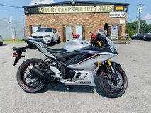 2020 Yamaha YZF-R3 ABS in Fort Campbell, Kentucky