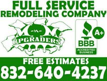 HOME REMODELING FOR SALE in Kingwood, Texas