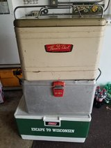 Coolers in St. Charles, Illinois