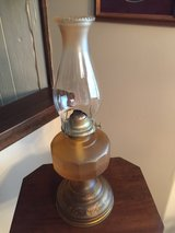 Antique Oil Lamp in St. Charles, Illinois