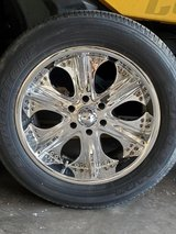 REDUCED Rims and Tires in Alamogordo, New Mexico