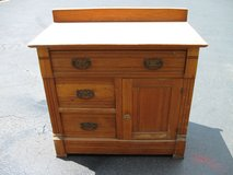 Wash Stand/Commode in Naperville, Illinois