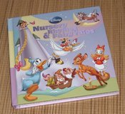 Disney Nursery Rhymes and Fairy Tales Hard Cover Storybook Collection in Joliet, Illinois