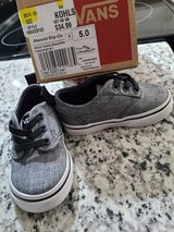 Toddler Vans Atwood shoes size 5 in Nashville, Tennessee