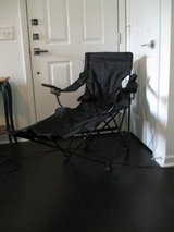 Nylon Camping Lounger Chair in Kingwood, Texas
