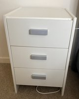 Bedside drawers x2 available in Lakenheath, UK