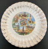 Vintage State Collector Plates in Kingwood, Texas