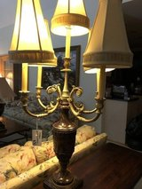 Marble & Brass Candleabra in Bolingbrook, Illinois