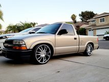 2003 chevy s10 in Camp Pendleton, California