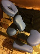 Portable Therapeutic Massage Chair in Fort Campbell, Kentucky