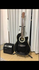 Pro-Martin Acoustic Electric Guitar in Okinawa, Japan