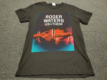 Roger Waters Us + Them Concert Shirt in Okinawa, Japan