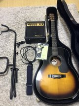 Morris Acoustic-Electric (Complete Guitar Accessories) in Okinawa, Japan
