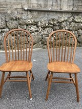 Set of 2 Chairs in Okinawa, Japan
