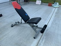 Bowflex 5.1S Stowable Bench in Fort Campbell, Kentucky