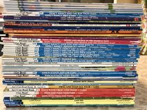 Easy Readers - 50 Books! (Fancy Nancy, Pinkalicious, Frog & Toad, Young Cam, etc) in Ramstein, Germany